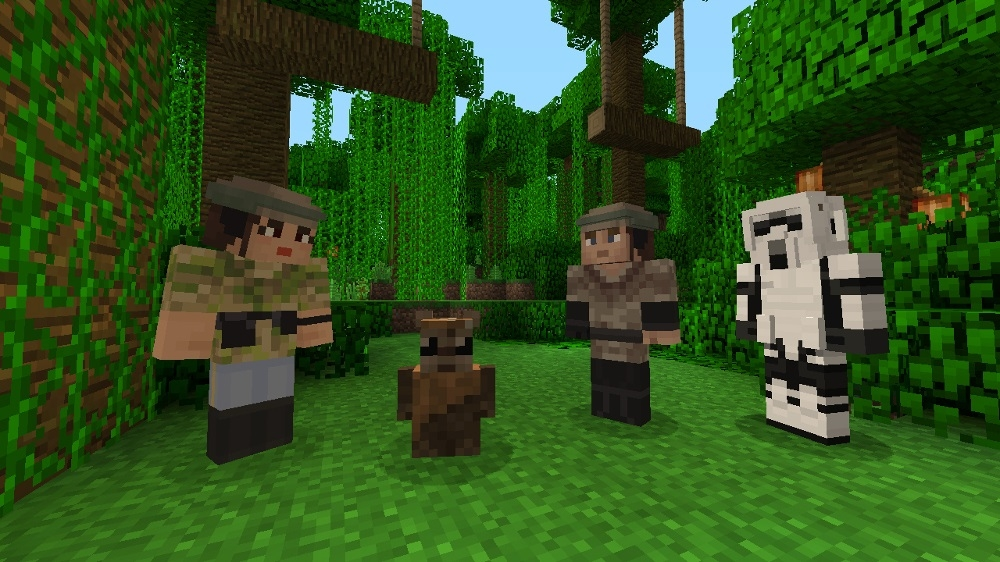 Image from Star Wars Classic Skin Pack
