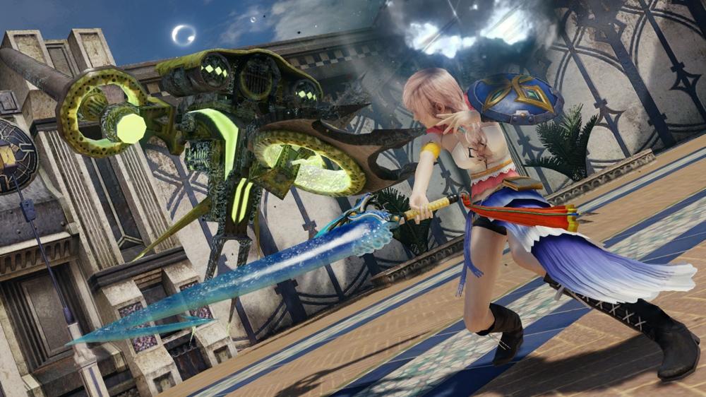 Image de Style FFX-2 Yuna