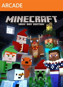 Pack skins festifs Minecraft