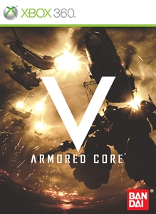 Armored Core V Parts Pack 1