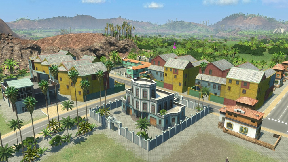 Image from Tropico 4 - Megalopolis