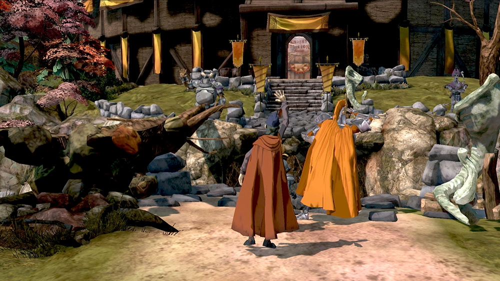 """Image from King's Quest - """"The Vision"""" Behind The Scenes Trailer"""
