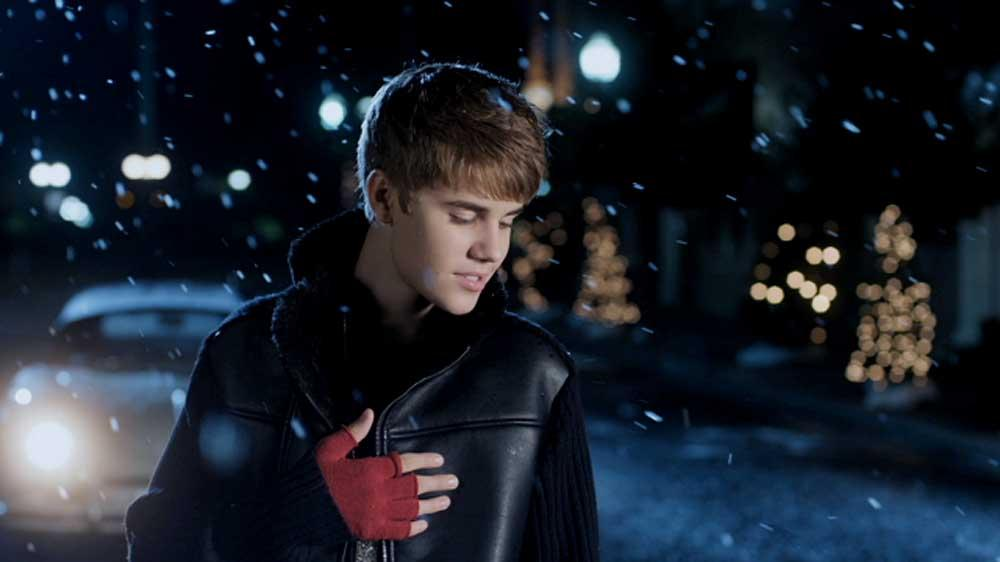 Image from Mistletoe (Lip-dub)