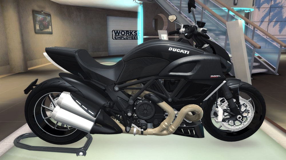 Ducati Diavel Carbon Tdu2: ducati diavel carbon