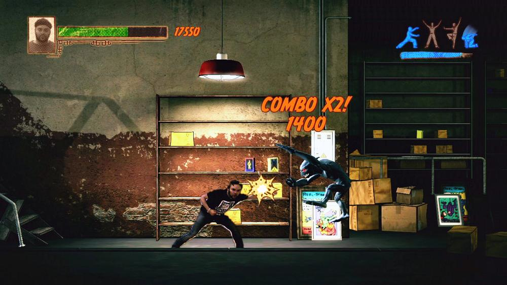 Immagine da Kung-Fu High Impact Gamescom Trailer