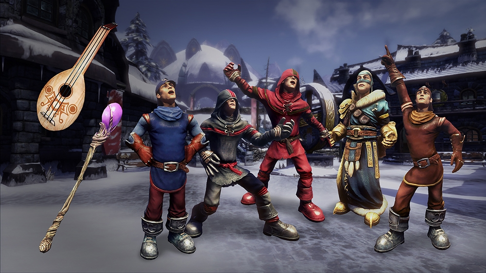 Image from Fable Launch Day Weapons and Outfits Pack