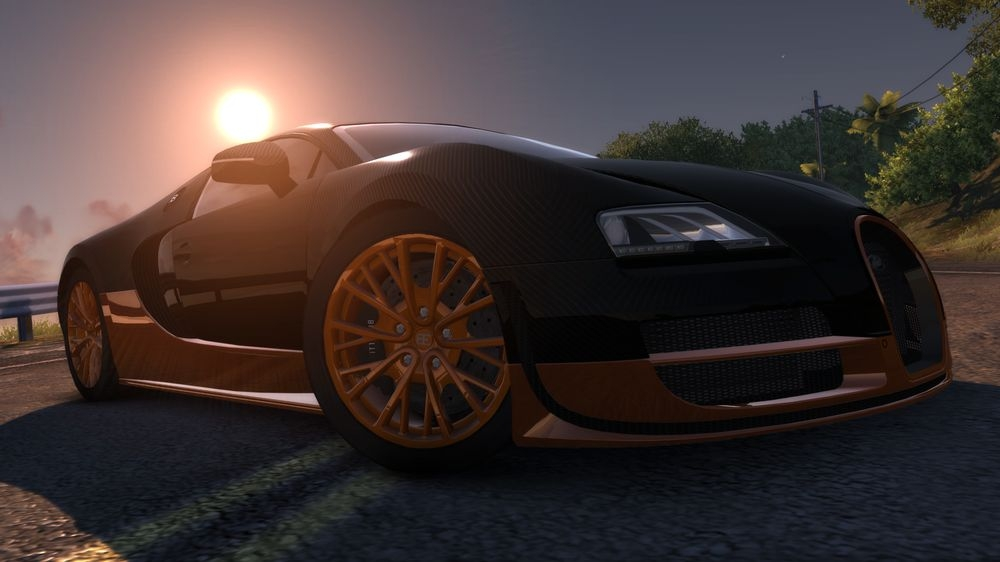 Image from TDU 2:Bugatti Veyron 16.4 Super Sport