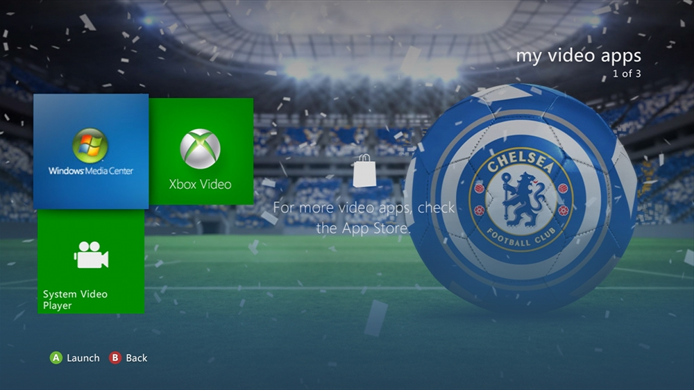 Image from Chelsea FC - Ball Theme