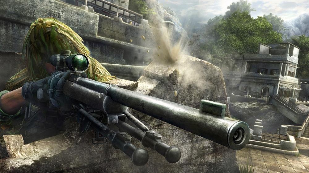 Bilde fra Sniper Ghost Warrior 2
