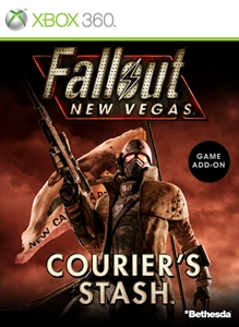 Fallout: New Vegas - Courier's Stash (English)