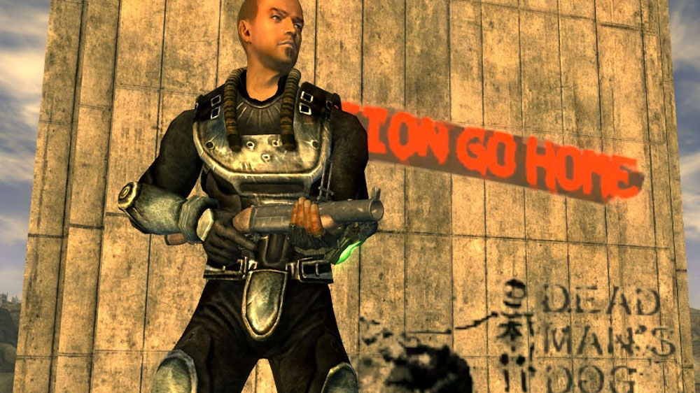 Imagen de Fallout: New Vegas - Courier's Stash (English)