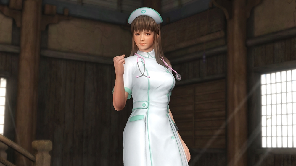 Image from Hitomi Nurse Costume