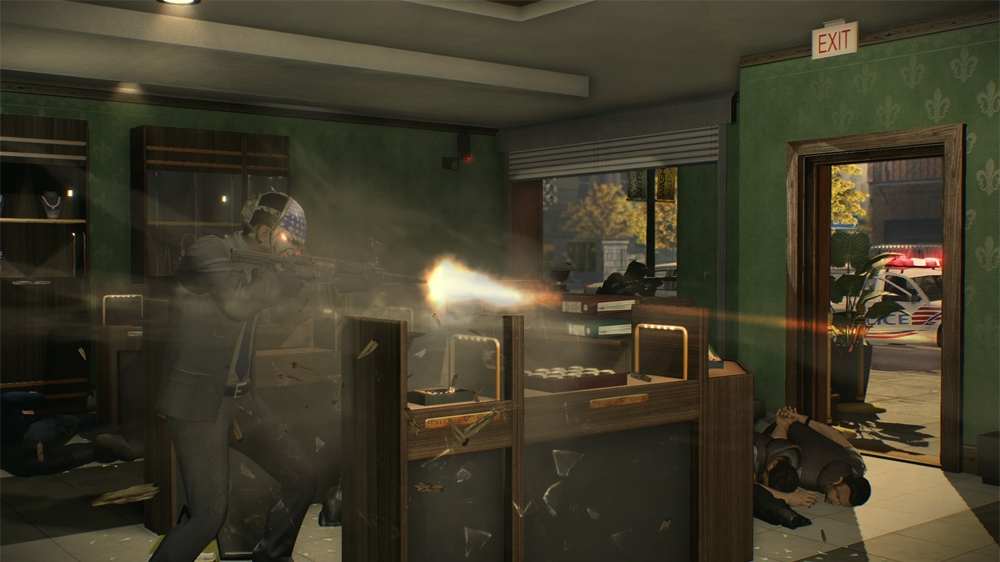 Image de PAYDAY 2 Gameplay 1 trailer.