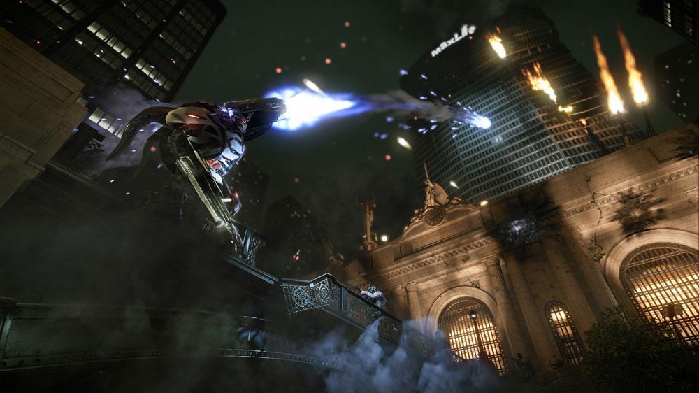 Snímek ze hry Crysis 2 - Prophet's Journey