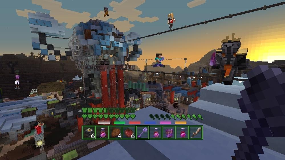 Imagen de Pack de mapas Batalla Fallout de Minecraft