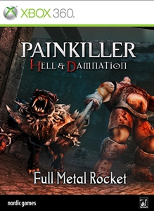 Painkiller Hell & Damnation: Full Metal Rocket