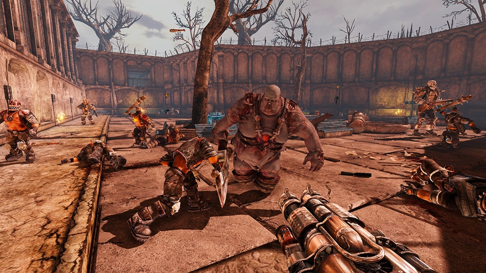 Bilde fra Painkiller Hell & Damnation: Full Metal Rocket