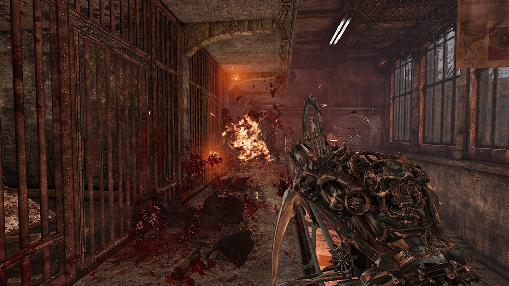 Imagen de Painkiller Hell & Damnation: Full Metal Rocket