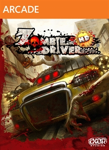 Zombie Driver HD - Tropical Race Rage