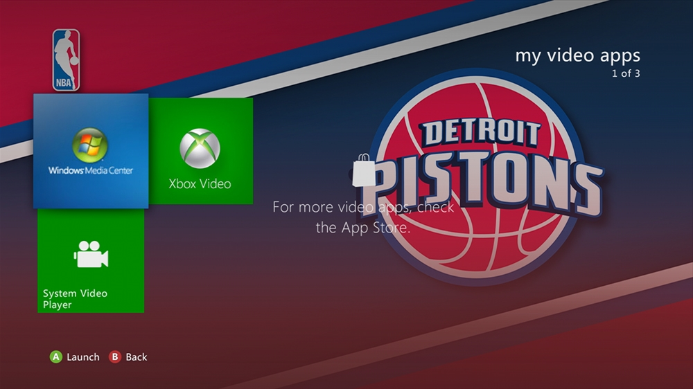 Image from NBA - Pistons Highlight Theme