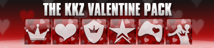The KKZ Valentine Pack