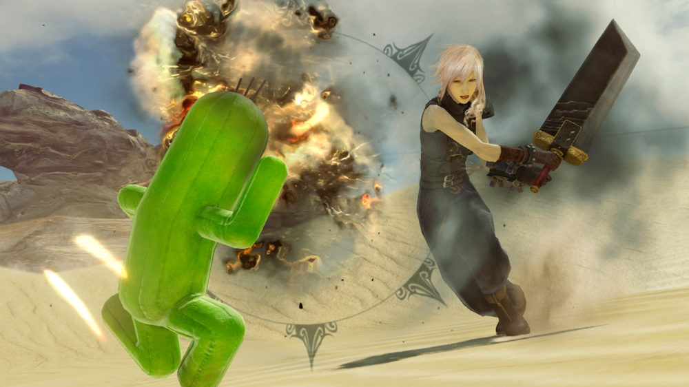 Image from FFVII Cloud