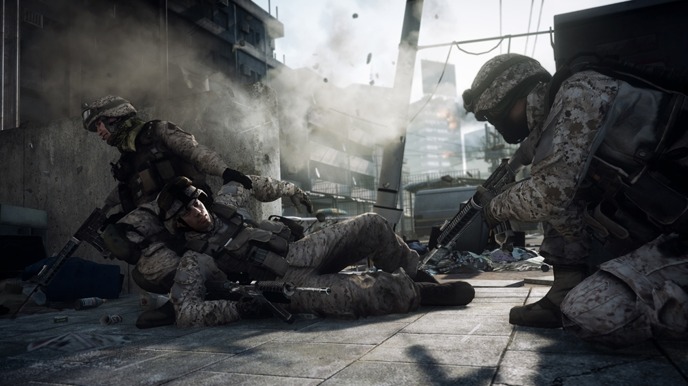 Image from Battlefield 3 End Game Launch Trailer