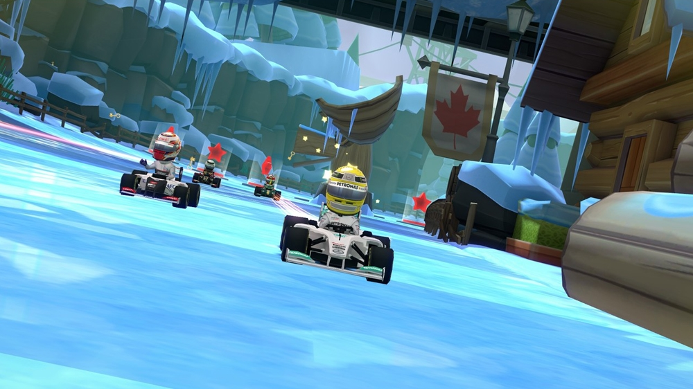 Image from F1 RACE STARS CanadaTrack 