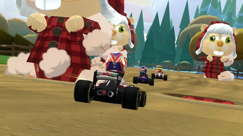 Image from F1 RACE STARS™ CanadaTrack