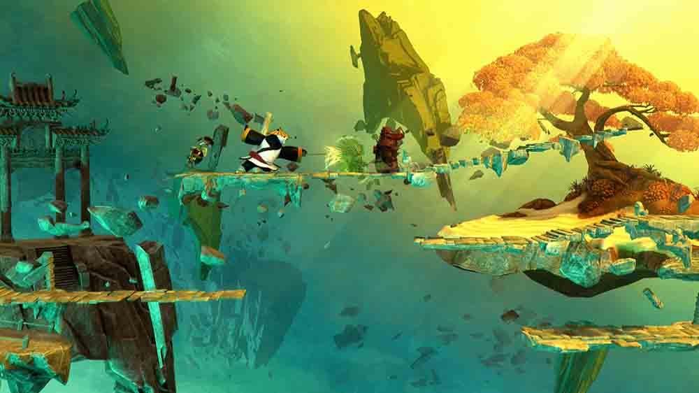 Image de Kung Fu Panda Nivel: Royaume des Esprits