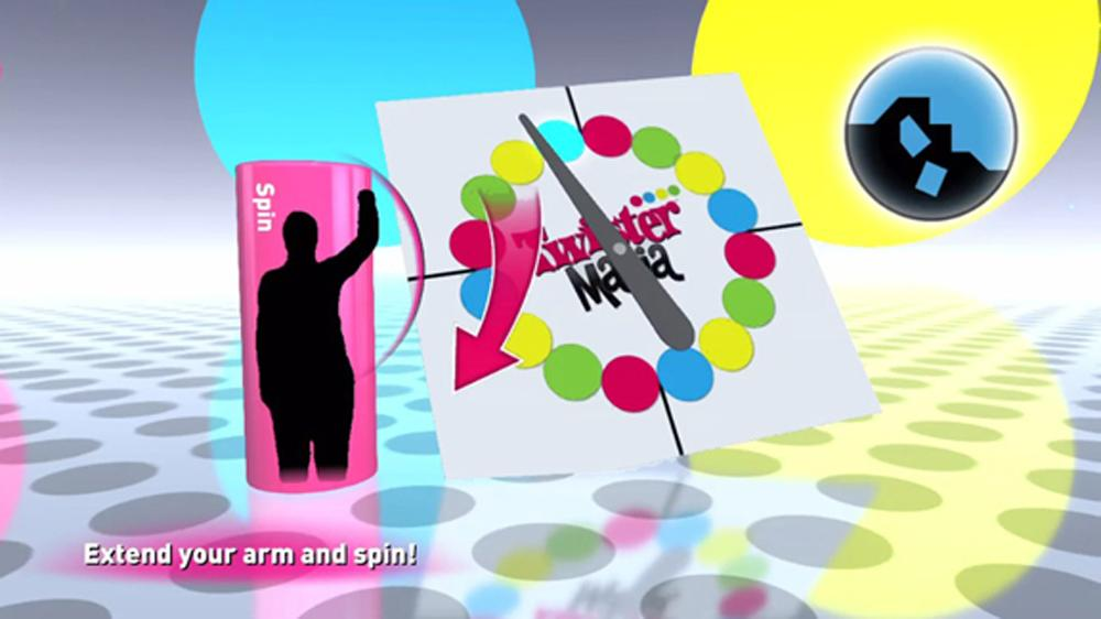 Image from Twister™ Mania Xbox 360 - Game Trailer
