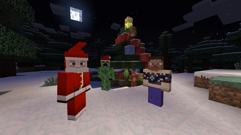 Image from Minecraft Festive Skin Pack (Trial)
