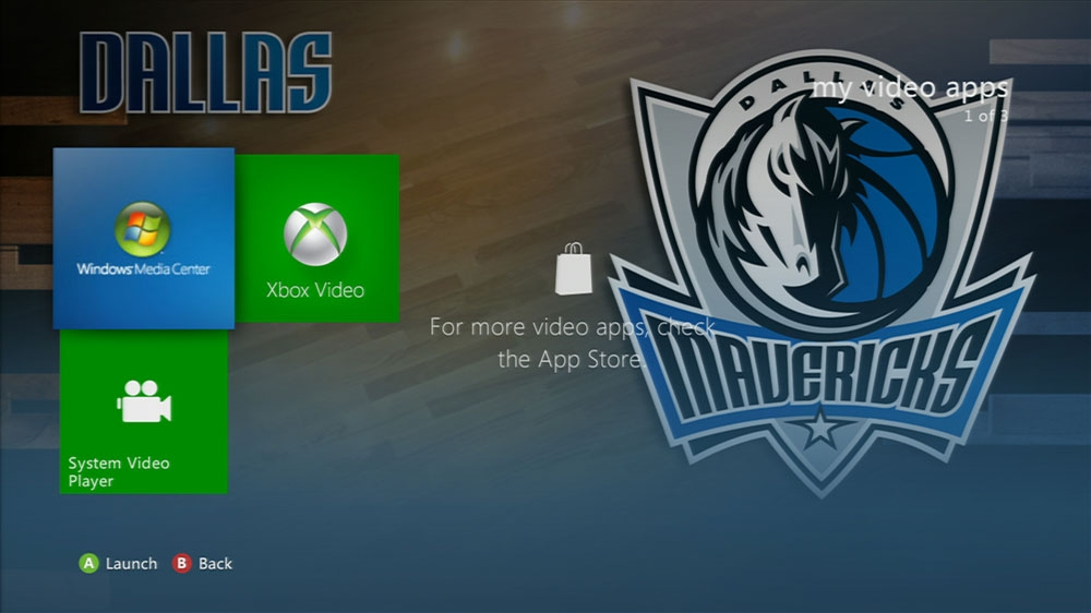 Image from NBA: Mavericks Game Time