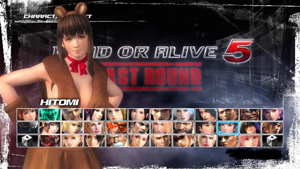 Image from DOA5LR Hitomi Halloween Costume 2015