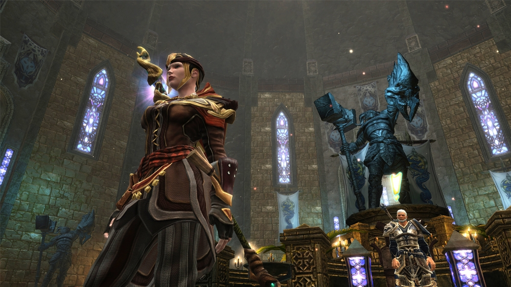 Immagine da Tema premium di Kingdoms of Amalur: Reckoning