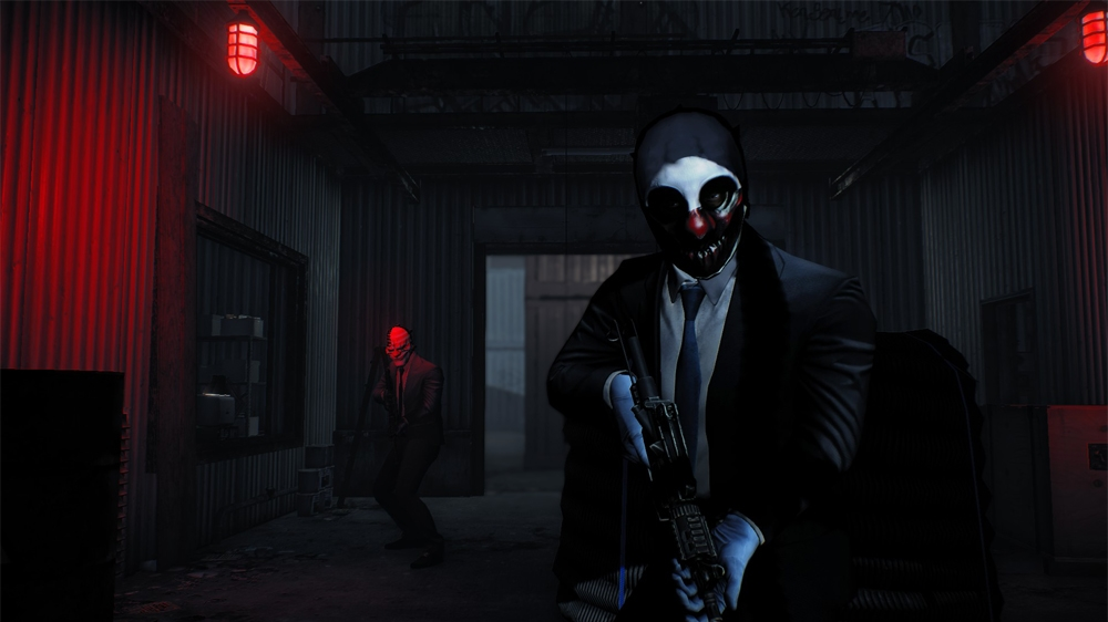 Image from PAYDAY 2 Web Series Teaser Trailer