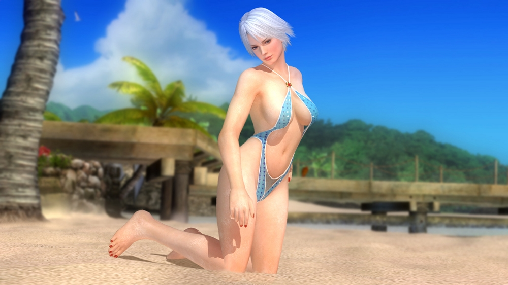Image from Dead or Alive 5 Hot Getaway Pack 3