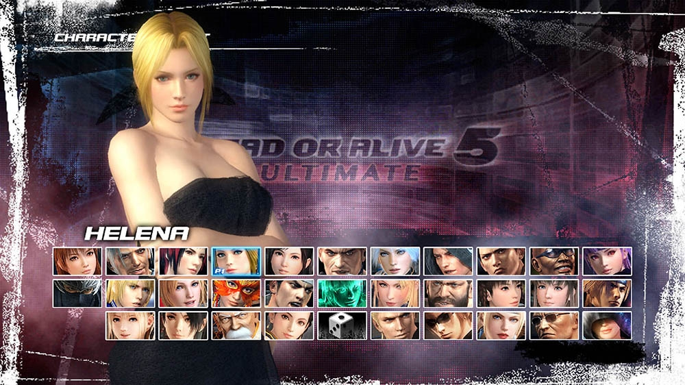 Image from Dead or Alive 5 Ultimate Helena Bathtime Costume