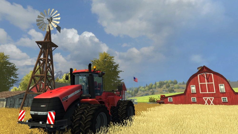Image from FARMING SIMULATOR: LAUNCH TRAILER