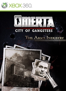Omerta – City of Gangsters – The Arms Industry boxshot
