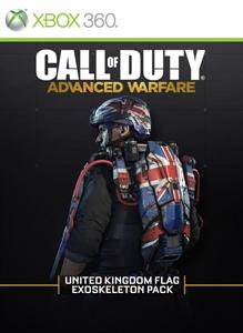United Kingdom Exoskeleton Pack