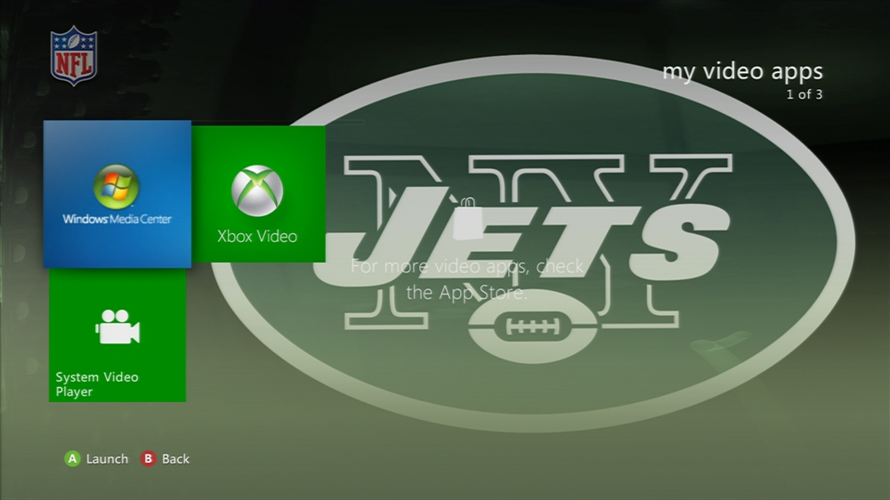 Image from NFL - Jets Highlights