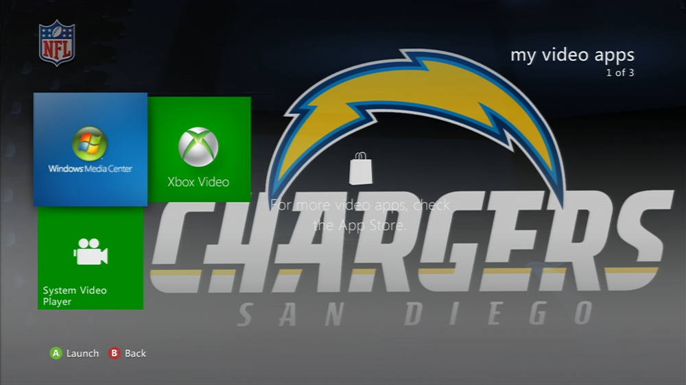 Image from NFL - Chargers Highlights