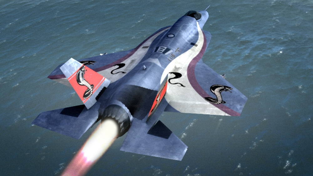 Image from Top Gun F-35 Lightning II & 2 Skins