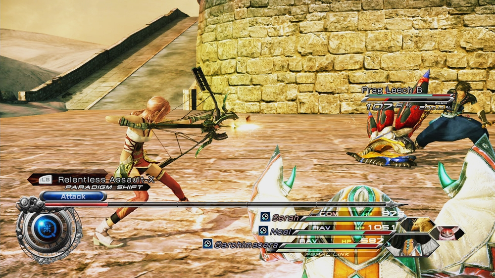 Image from Serah's Weapon: Azrael