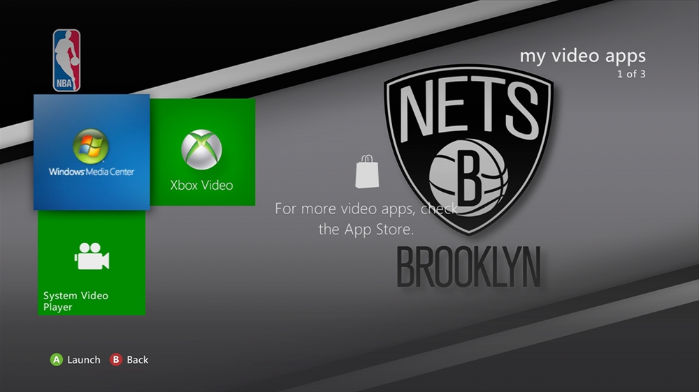 Image de NBA - Nets Highlight Theme