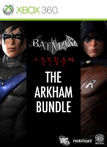 The Arkham Bundle