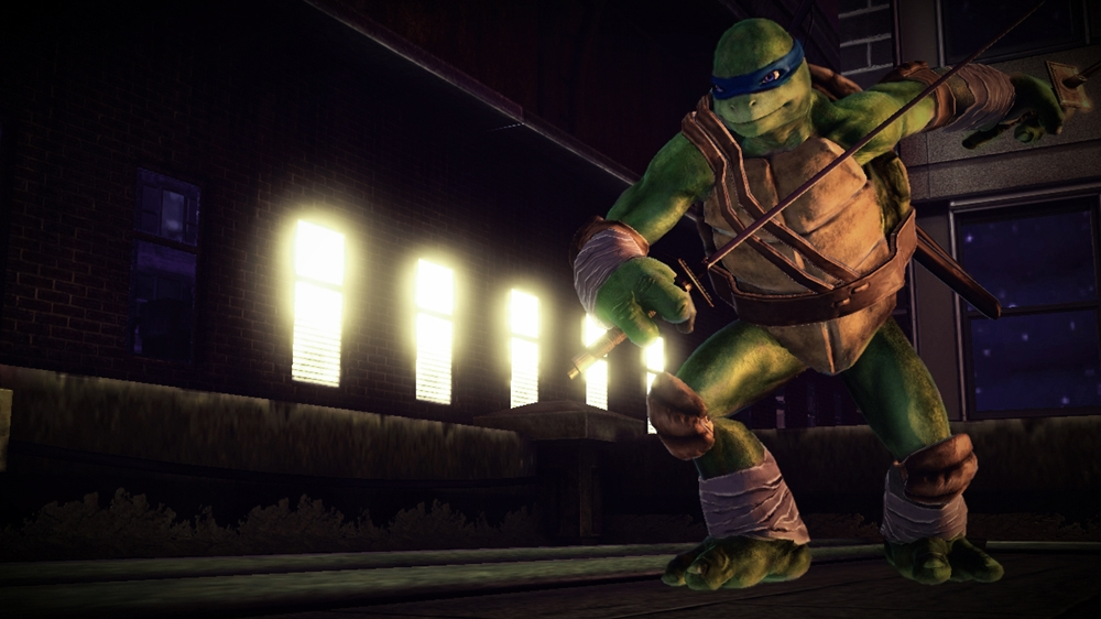 Image from TMNT: OOTS Launch Trailer