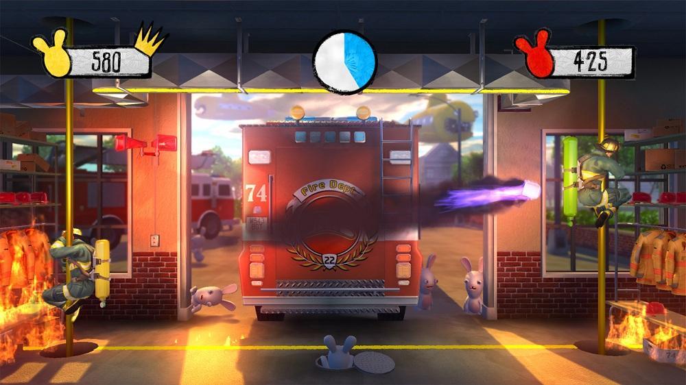 Immagine da Rabbids® Fuori di Schermo Gamescom Trailer