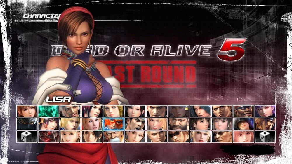 Image from DOA5LR Falcom® Mashup - Lisa & Scherazard